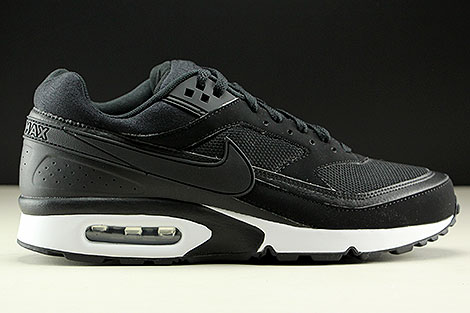 Nike Air Max BW Black Black White Right