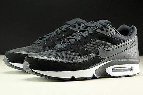 Nike Air Max BW Midnight Navy Midnight Navy Sidedetails