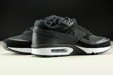 Nike Air Max BW Black Black White Inside