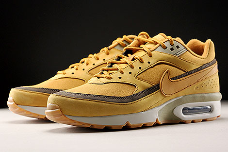 Nike Air Max BW Bronze Bronze Bamboo Sidedetails