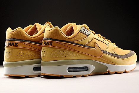 Nike Air Max BW Bronze Bronze Bamboo Back view