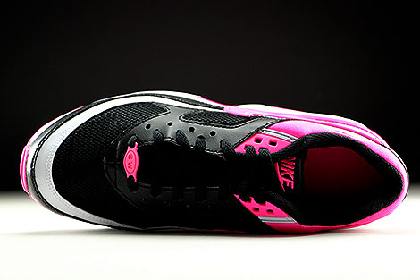 Nike Air Max BW GS Black Pink Blast White Over view