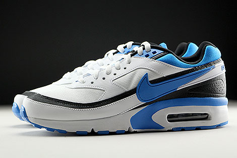 Nike Air Max BW GS White Photo Blue Black Profile
