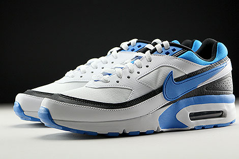 Nike Air Max BW GS White Photo Blue Black Sidedetails