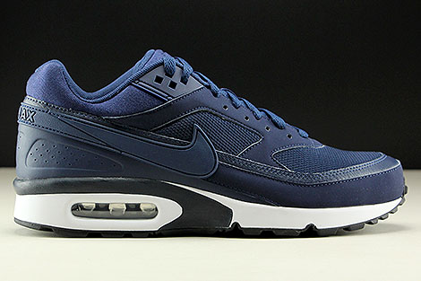 Nike Air Max BW Midnight Navy Midnight Navy