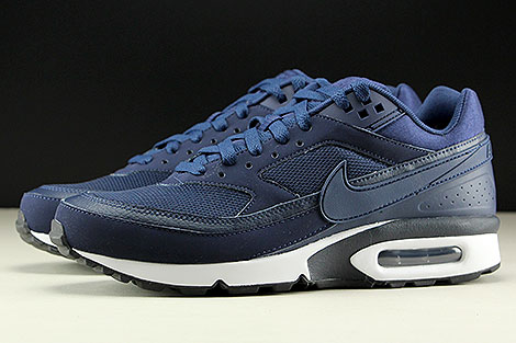 Nike Air Max BW Midnight Navy Midnight Navy Profile