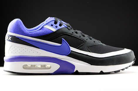 Nike Air Max BW OG Black Persian Violet Sail Right