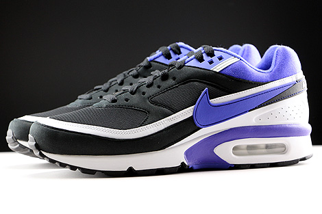 Nike Air Max BW OG Black Persian Violet Sail Profile