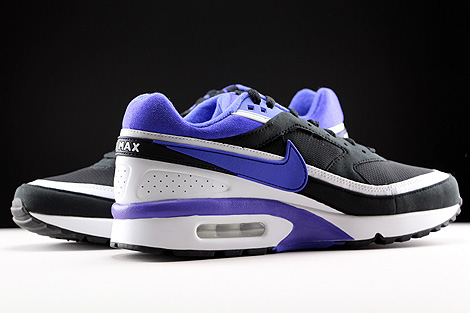 Nike Air Max BW OG Black Persian Violet Sail Inside