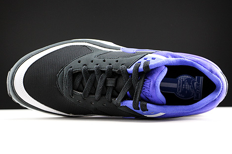 Nike Air Max BW OG Black Persian Violet Sail Over view