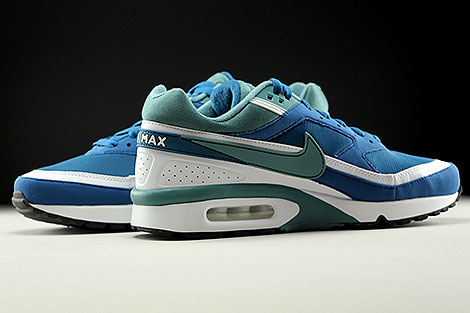 Nike Air Max BW OG Marina Grey Jade White Inside