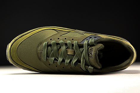Nike Air Max BW Premium Dark Loden Olive Flak Over view