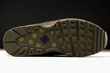 Nike Air Max BW Premium Dark Loden Olive Flak Outsole