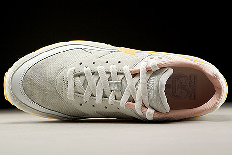 Nike Air Max BW Premium Phantom Gum Yellow Light Bone Over view