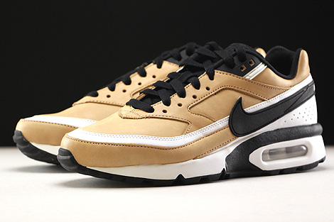 nike air max bw zwart wit