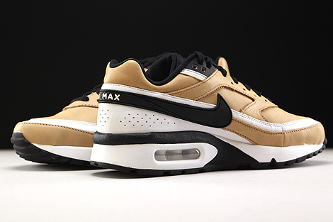 Nike Air Max BW Premium Vachetta Tan Black White Inside