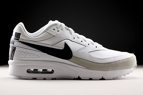 Nike Air Max BW Premium White Black Light Iron Ore