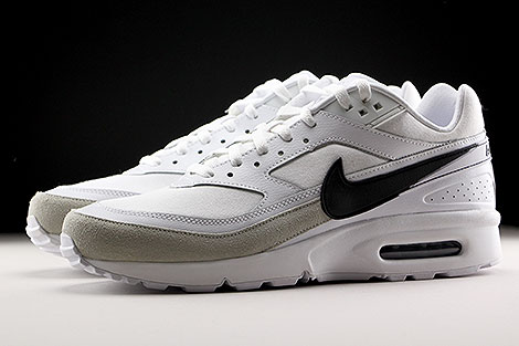 Nike Air Max BW Premium White Black Light Iron Ore Profile