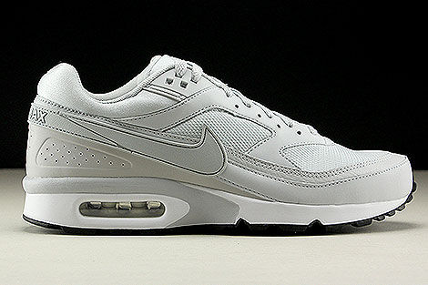 Nike Air Max BW Pure Platinum Pure Platinum Right