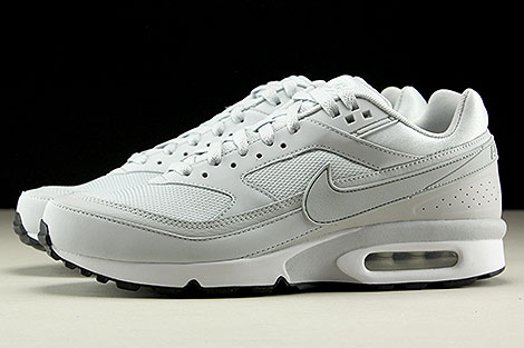 Nike Air Max BW Pure Platinum Pure Platinum Profile