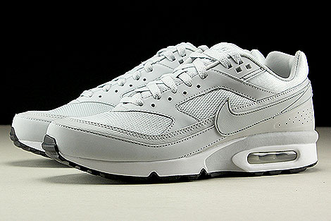 Nike Air Max BW Pure Platinum Pure Platinum Sidedetails