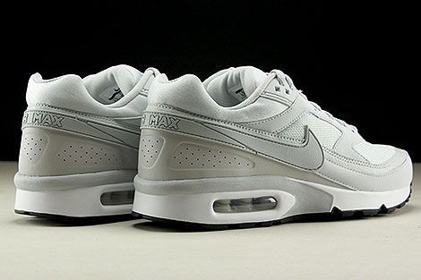 Nike Air Max BW Pure Platinum Pure Platinum Back view