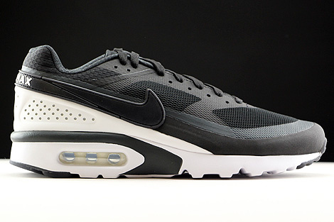 Nike Air Max BW Ultra Black Anthracite White