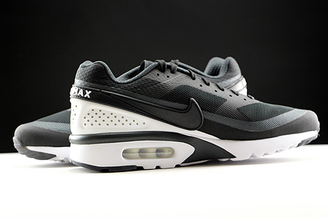 Nike Air Max BW Ultra Black Anthracite White Inside