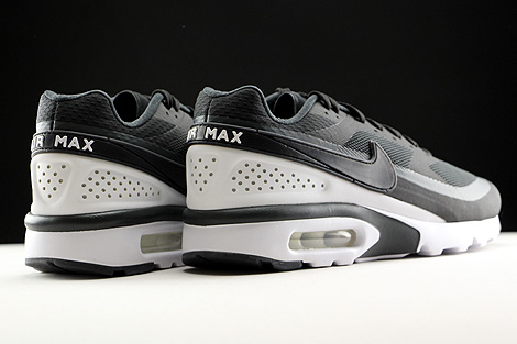 Nike Air Max BW Ultra Black Anthracite White Back view