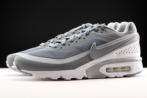 Nike Air Max BW Ultra Cool Grey Wolf Grey White Profile