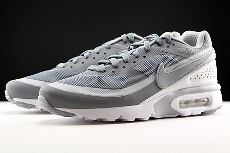 Nike Air Max BW Ultra Cool Grey Wolf Grey White Sidedetails