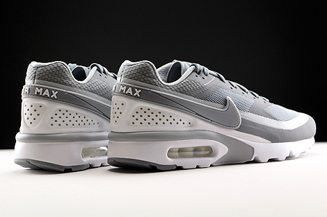 Nike Air Max BW Ultra Cool Grey Wolf Grey White Back view