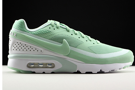 Nike Air Max BW Ultra Enamel Green Fiberglass White
