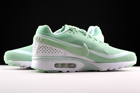 Nike Air Max BW Ultra Enamel Green Fiberglass White Inside