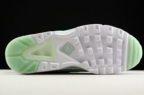 Nike Air Max BW Ultra Enamel Green Fiberglass White Outsole
