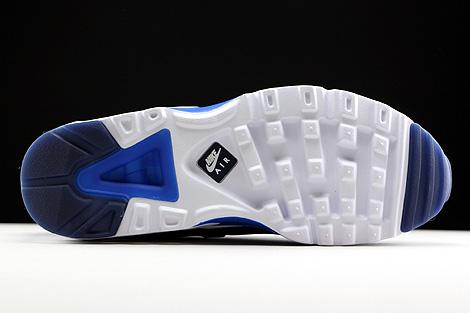 Nike Air Max BW Ultra Dunkelblau Blau Weiss Laufsohle