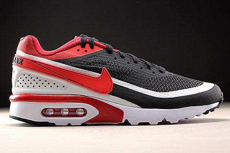 Nike Air Max BW Ultra SE Black University Red White