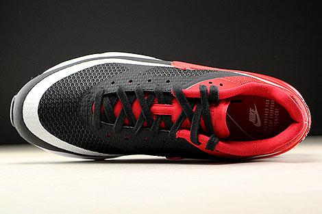Nike Air Max BW Ultra SE Schwarz Rot Weiss Oberschuh