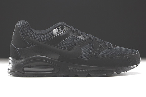 nike air max command all black