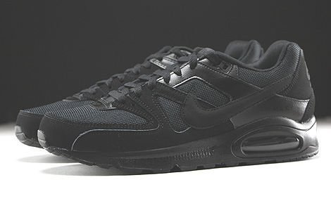Nike Air Max Command Black Black Black Profile