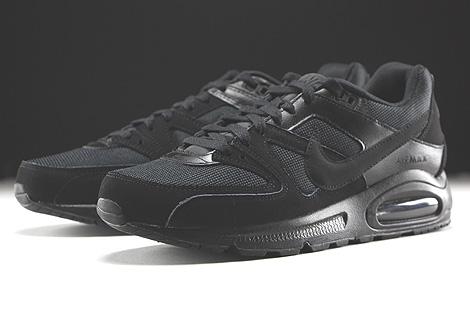 Nike Air Max Command Black Black Black Sidedetails