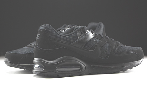 Nike Air Max Command Black Black Black Inside