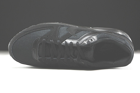 Nike Air Max Command Black Black Black Over view