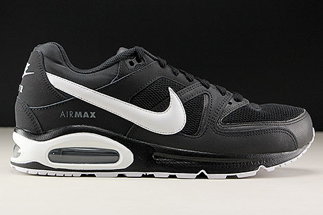 Nike Air Max Command Black White Cool Grey Right