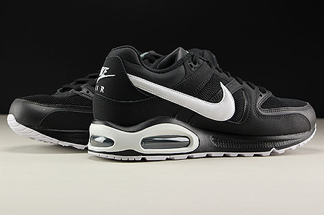 Nike Air Max Command Black White Cool Grey Inside