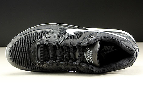 Nike Air Max Command Black White Cool Grey Over view