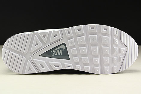 Nike Air Max Command Schwarz Weiss Dunkelgrau Laufsohle
