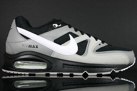 Nike Air Max Command Black White Medium Grey