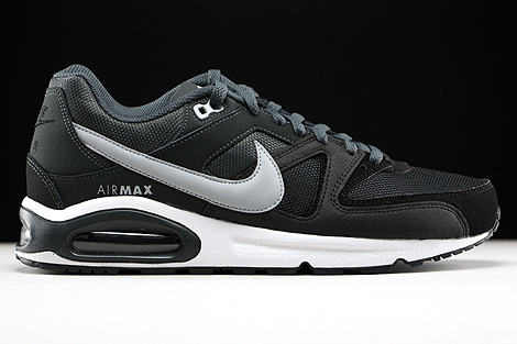 Nike Air Max Command Black Wolf Grey Anthracite White Right