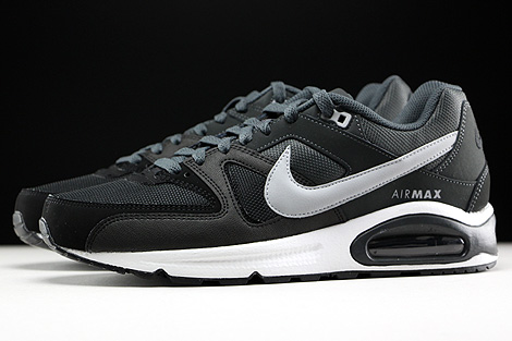 Nike Air Max Command Black Wolf Grey Anthracite White Profile